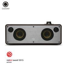 GGMM Reddot Award Bluetooth Lautsprecher WiFi Drahtlose Lautsprecher Spalte Subwoofer HiFi Stereo Lautsprecher DLNA Airplay Spotify Aux/WIFI/BT