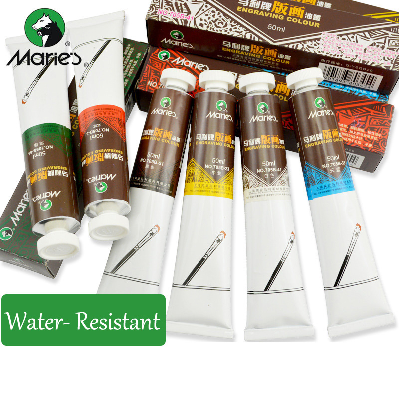 Professional brand oil paints watercolor paint set oil printing colors tube for artists children Oil based exterior paint brands