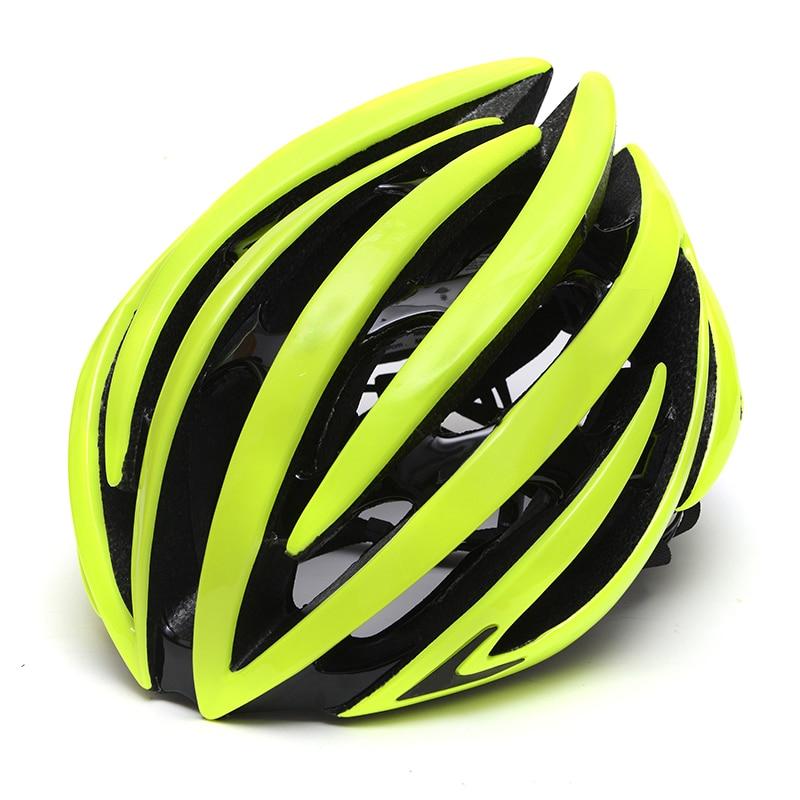 Bicycle Helmet Trail Racing-Bike Ultralight Mountain-Xc Aero Road Ciclismo Red Mtb Ce