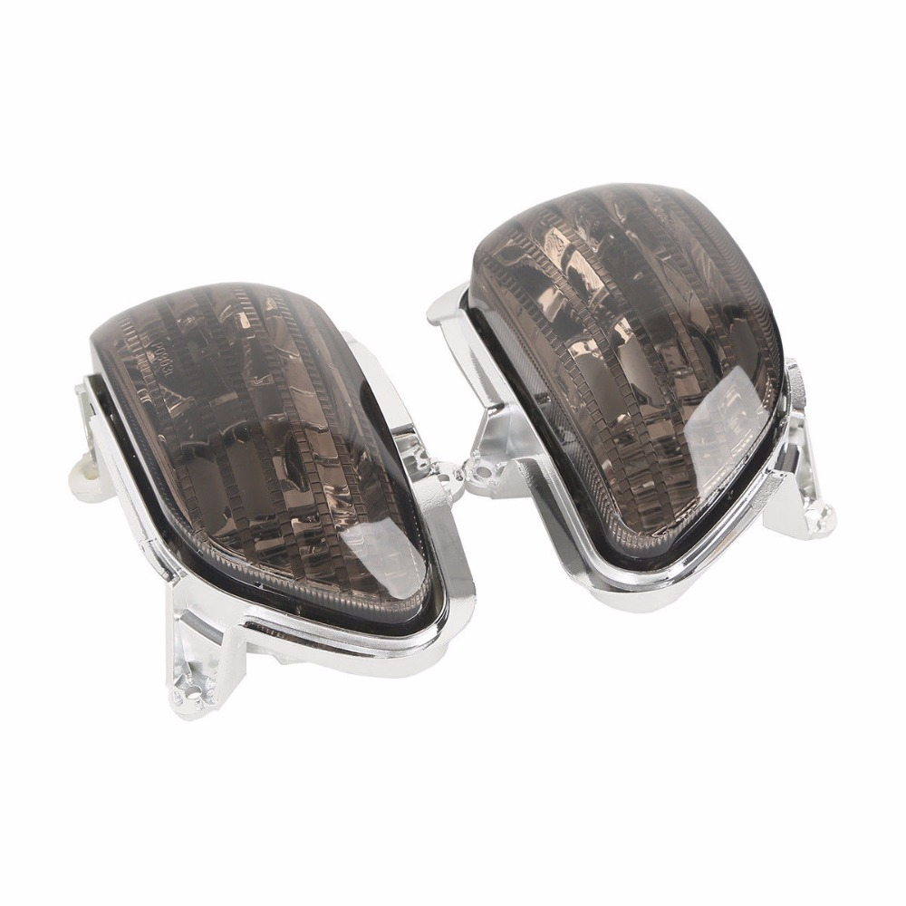 Image 2 - Motorcycle Front Turn Signal Light Lens Shell For Honda Goldwing GL 1800 2001 2015 2014 2008 2009