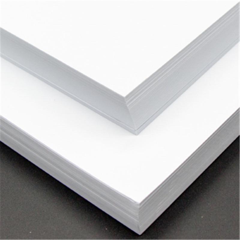 100 φύλλα 108 g 128 g A3 A4 Μονής όψης ματ - Χαρτί - Φωτογραφία 4