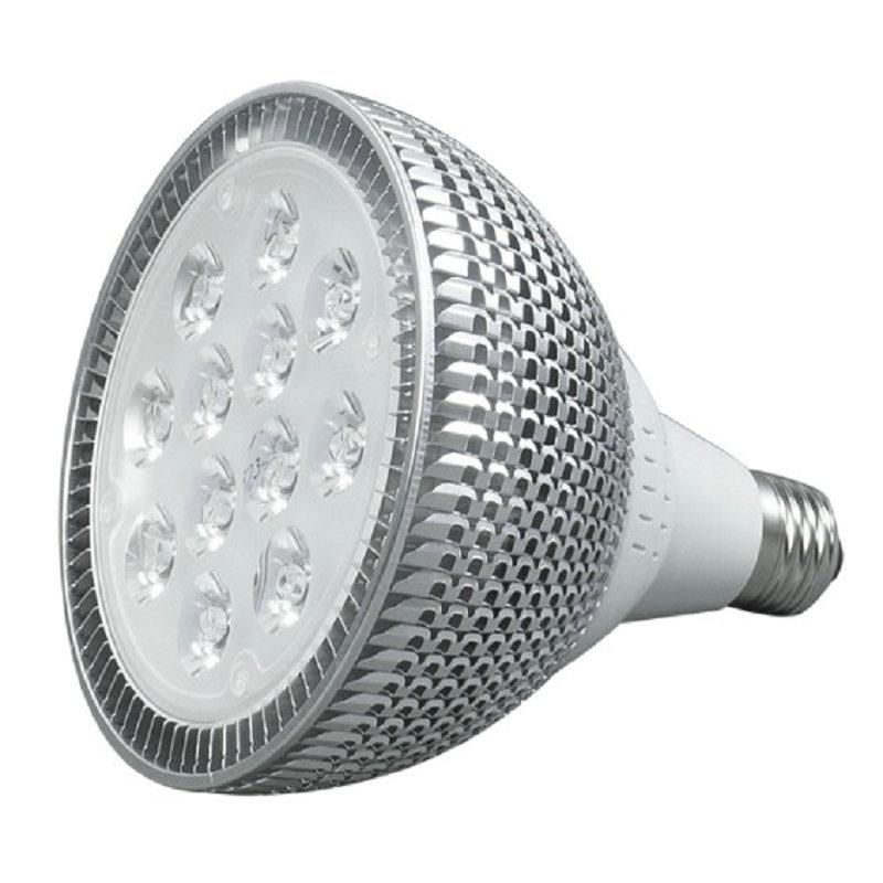 Затемнения светодиодный лампы PAR38 AC110V/AC220V AC240V мощностью 10 Вт, 15 Вт, 20 Вт, хит продаж E27 PAR38 Светодиодный лампа Светодиодный точечный светильник 10 шт./лот
