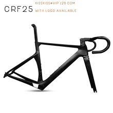 CRF25 T1000 taiwan made carbon Aero road frame bicycle bike frame 22 colors available mechanical/DI2 BB86 XDB DPD available(China)