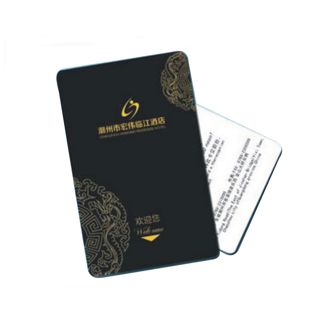 100pcs printing T5557/T5567/T5577 125KHZ RFID frequency ID card, membership cards, hotel cards, Double sided printing