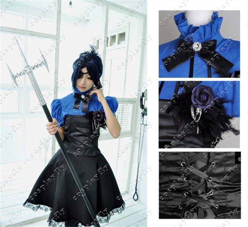 hitman reborn chrome cosplay