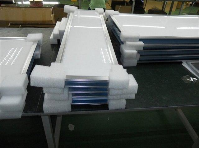 300x1200mm alumínio + material pmma com controlador wi-fi