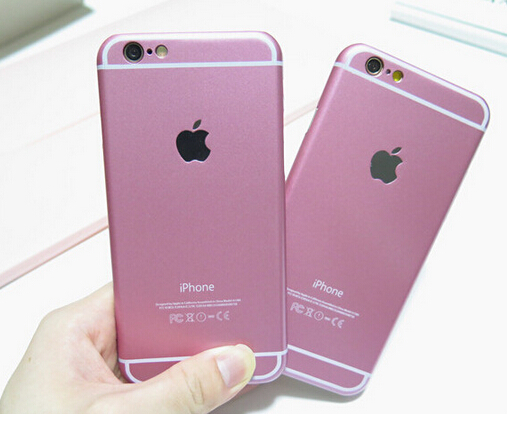 iphone 6 case rose pink