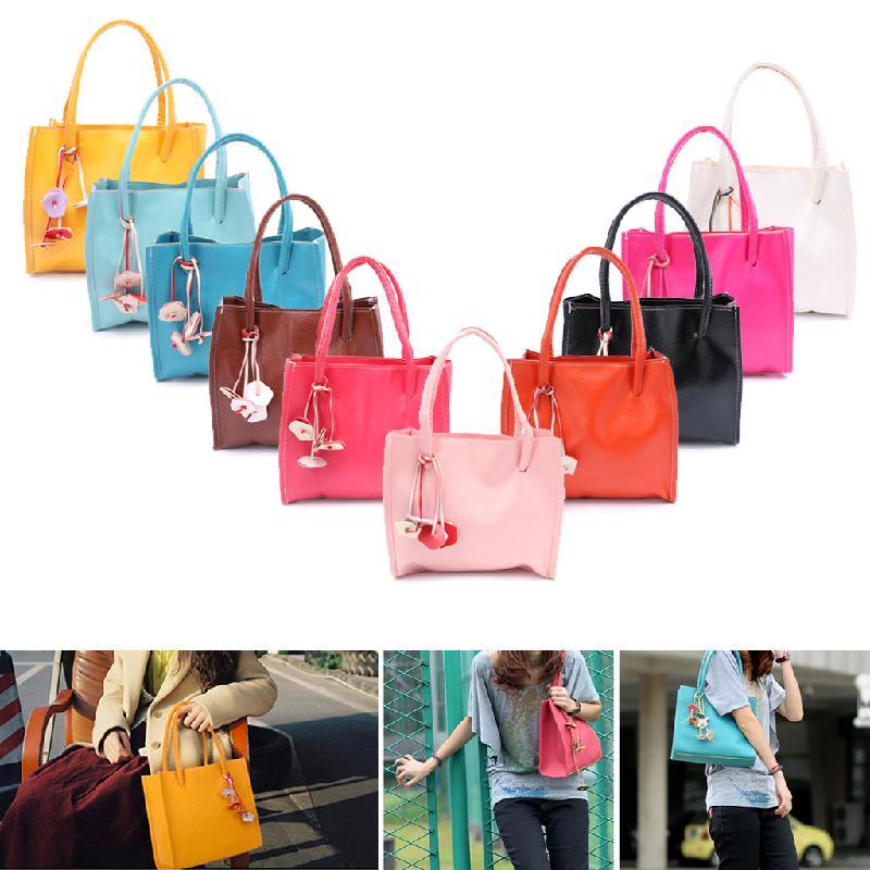 THINKTHENDO Fashion Women Handbag Shoulder Bag Tote Purse Ladies Messenger Satchel Hobo Bag Friends birthday Gift