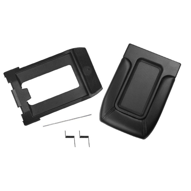 Car Interior Accessories Auto Center Console Lid Kit Armrest Cover for Chevrolet Suburban 2001-2006 3