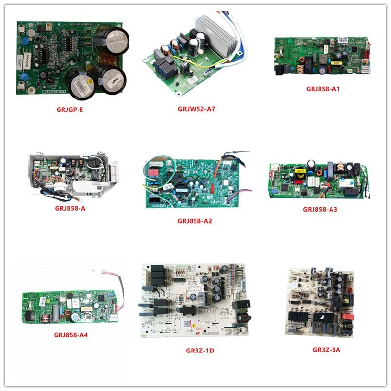 GRJGP-E| GRJW52-A7| GRJ858-A1/A/A2/A3/A4| GR3Z-1D/3A/2A| GRJW5F-A| GRJ536-E2/A3/A7| GRZ22-2/3| GR52-1F/G/1A/GB Used Good Working
