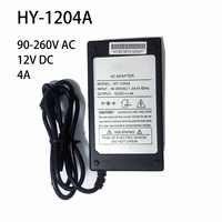 AC 90-260 V Auf 12VDC 4A 48 Watt Netzteil LED Cctv-kamera Monitor V56 V59 Z. VST.3463 MSD338STV5.0 Lautsprecher Zubehör
