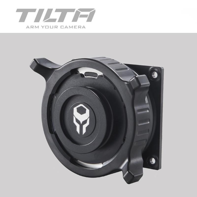 Крепление Tilta TI PL для красной камеры DSMC2, подходящей к объективам кинотеатра с креплением PL с камерой DSMC или DSMC2