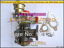 Water Cooled Turbo TF035HM-12T 49135-03111 49135 03111 4913503111 Turbocharger For Mitsubishi PAJERO Delica Challenger 4M40 2.8L