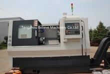 TCK520 CNC 30 Degrees Slant Bed metal lathe machine