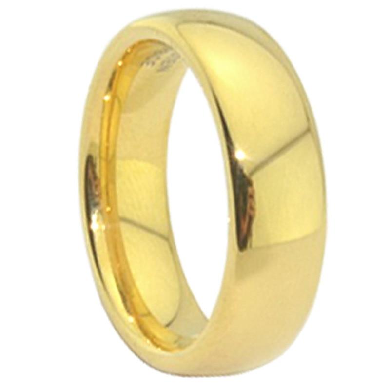 Cincin perkahwinan Alliance 6mm LOVE Alliance Classic untuk lelaki - Perhiasan fesyen - Foto 4