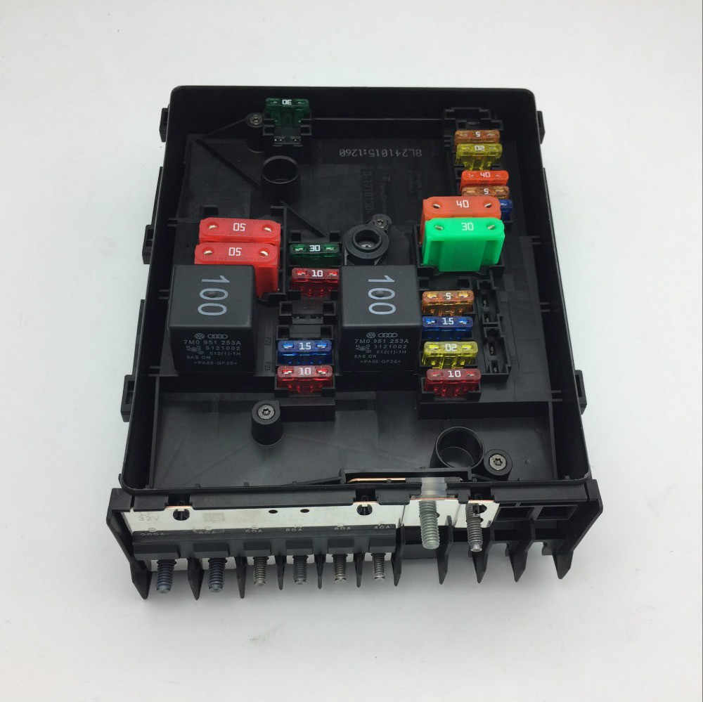 hight resolution of detail feedback questions about for vw golf mk6 tiguan touran skoda skoda superb fuse box price
