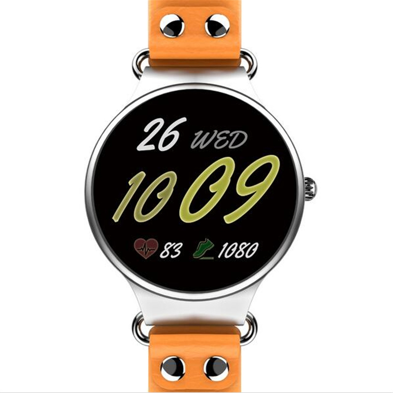 Montre intelligente hommes Kingwear kw98 android 5.1 8 GB/ROM Wifi GPS Bluetooth Smartwatch moniteur de fréquence cardiaque MTK6580 montre Android