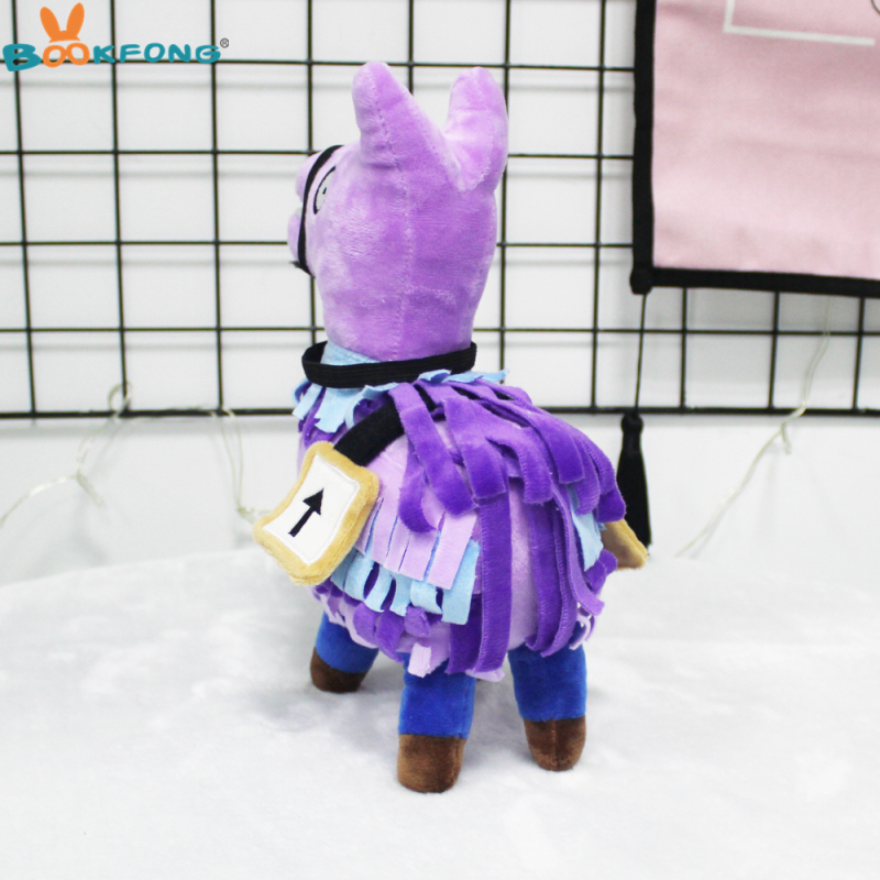 Troll-Stash-Llama-Plush-Toy-Game-Alpaca-Rainbow-Horse-Stash-Stuffed-Doll-Toys-Kids-Gift-20 (4)