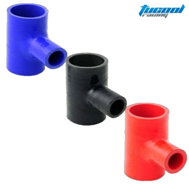 Mm quot t piece for dump valve silicone hose rubber