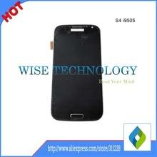 OEM AAA pour Samsung Galaxy S4 i9500 GT-i9500/i9505 GT-i9505 LCD affichage avec écran tactile digitizer assemblée avec cadre moyen
