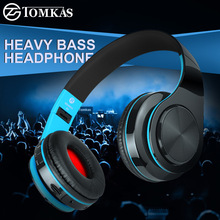 TF TOMKAS ヘッドフォン有線ワイヤレスマイクとヘッドフォン Bluetooth