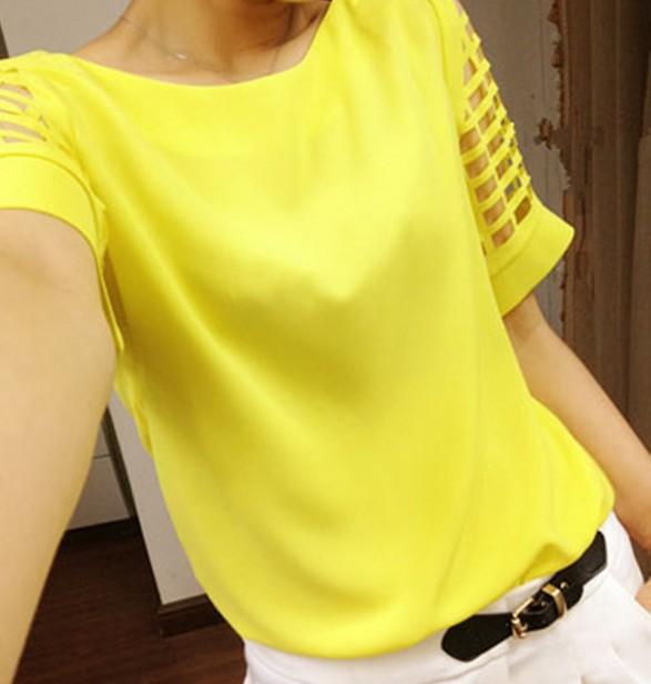 Женска љетна мајица кратких рукава 2015 - Женска одећа