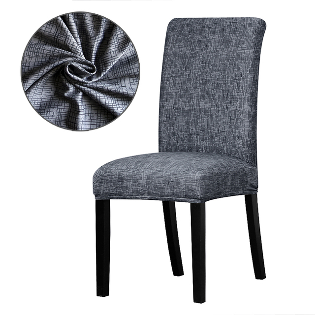 Printing covers universal size Chair cover seat Chair Covers Protector Seat Slipcovers for Hotel banquet home wedding decoration