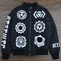 New arrival ktz baseball jacket full embroidery towel velvet logo cotton-padded winter thickening male Women