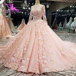 Image 5 - AIJINGYU coudre robe de mariée robes simples dentelle bal dubaï nouveau 2021 2020 Weddimg robes magasins chine Western robe de mariée