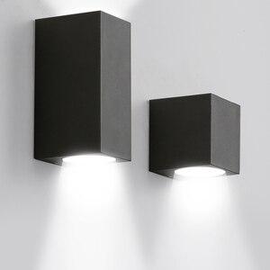 Modern Square 5W 10W LED Wall
