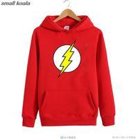 The Flash Barry Allen Star Lab Labs Black Color Mens Sweatshirt Men Novelty Heroes Pullover 2016
