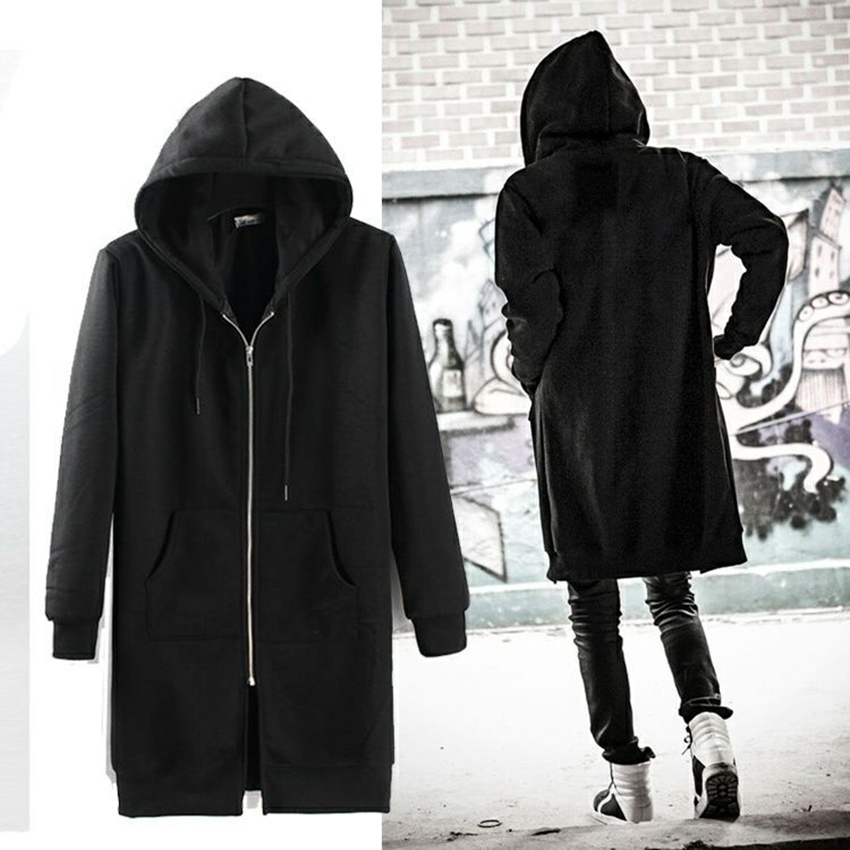 Popular Long Black Jackets for Men-Buy Cheap Long Black Jackets ...