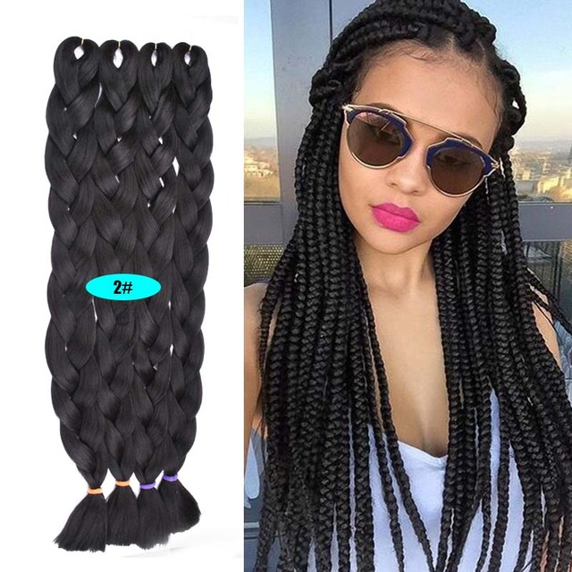 Braiding and extensions