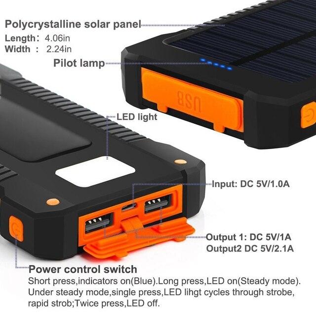 Ηλιακό Power Bank 2