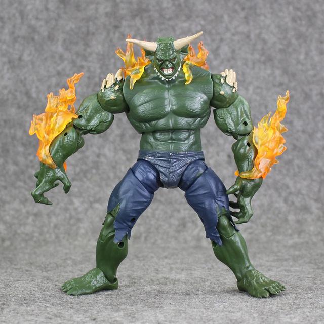 18 cm Spiderman Green Goblin Marvel Legends Serie Infinita de Acción flojo Figura de Juguete