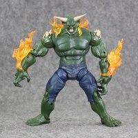 18cm Spiderman Green Goblin Marvel Legends Infinite Series loose Action Figure Toy