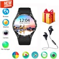 KW88 Android 5.1 Smart Watch Phone MTK6580 CPU 1.39 inch 400*400 Screen 2.0MP camera smartwatch for apple moto huawei sony