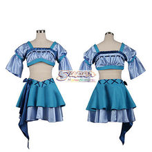 DJ DESIGN Fresh Pretty Cure! Cure Berry Miki Aono Uniform COS Clothing Cosplay Costume(China)