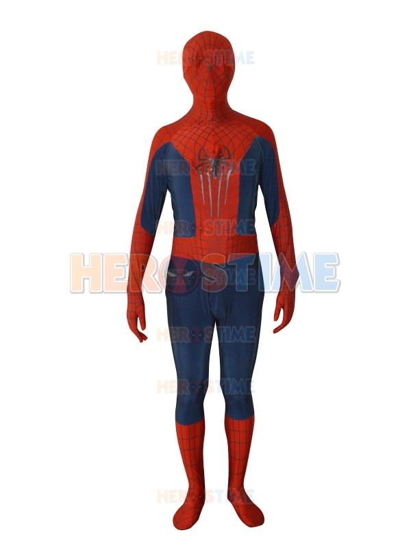 3D Spiderman Superhero զգեստները ամենատարածված - Կարնավալային հագուստները - Լուսանկար 4