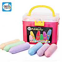 20 Pcs/Lot Colorful Safe Dustless Marker Tizas Chalks Drawing Chalk For School Education High Quality Stationary Office Supplies