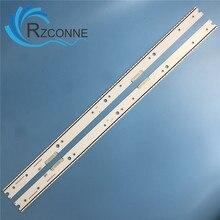 LED bande de Rétro Éclairage Pour UE55JS9000 S_5JS85_55_SFL LM41 00120E S_5N9_55_SFL CX XJ055FLLV1H LSF550FJ06 K03 34775A 34774A 39058A
