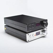 FX-D802 de Controle Remoto De Entrada de Áudio USB/Coaxial/Óptica de Alta Fidelidade 2.0 Pure Digital Amplificador de Áudio 24Bit/192 KHz 80 W + 80 W Display OLED