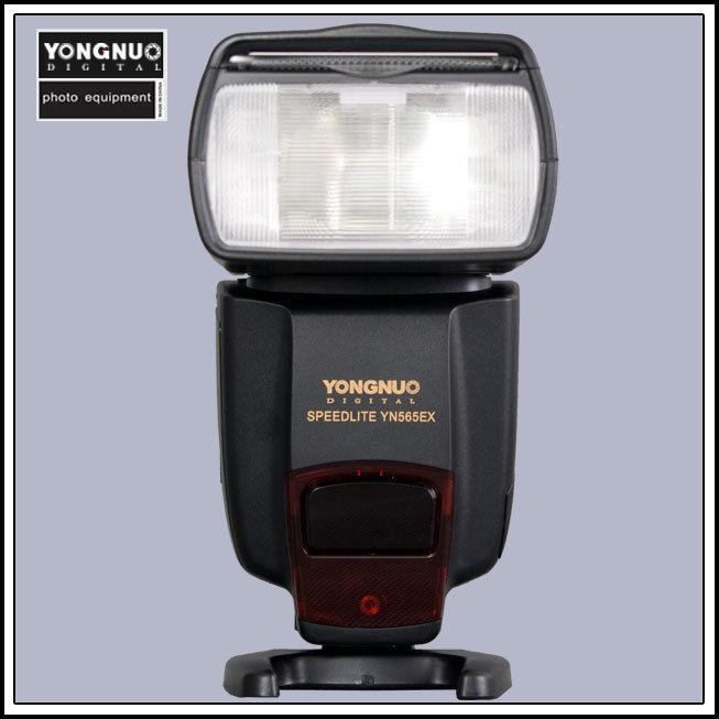 YONGNUO YN-565EX YN565EX TTL Flash de cámara multifunción Speedlite - Cámara y foto - foto 5