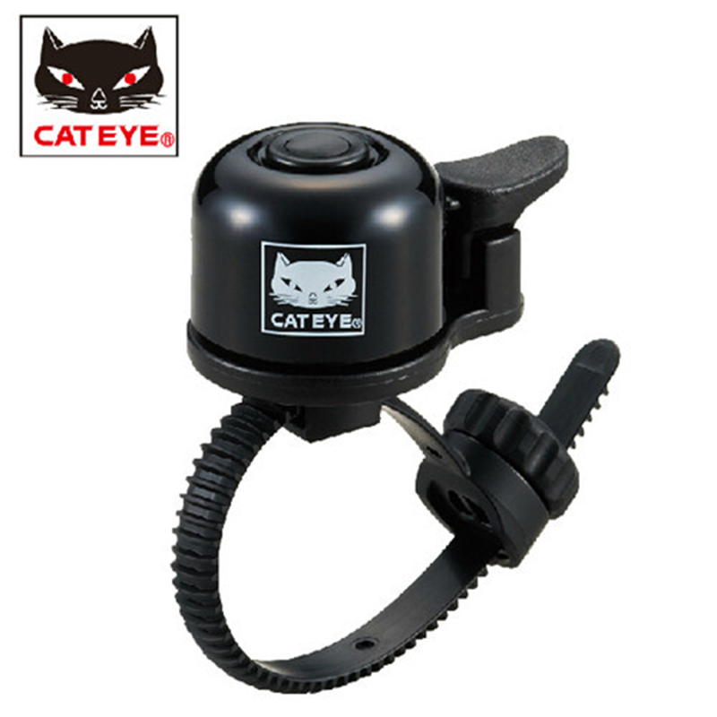 CATEYE OH-1400 Bicycle Handlebar Bell Loud Sound Cycling Bicycle Bike Riding Horn Alarm Warning Bell Ring Bicycle Accessories