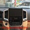 Dianteira do carro Ar Condicionado Tomada Com Styling Penals Para Toyota Land Cruiser LC200 V8 2016 Acessórios
