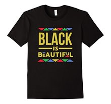 Black Is Beautiful African Pattern Pride T-Shirt New Metal Short Sleeve Casual Shirt T Homme 2017 Top Tee
