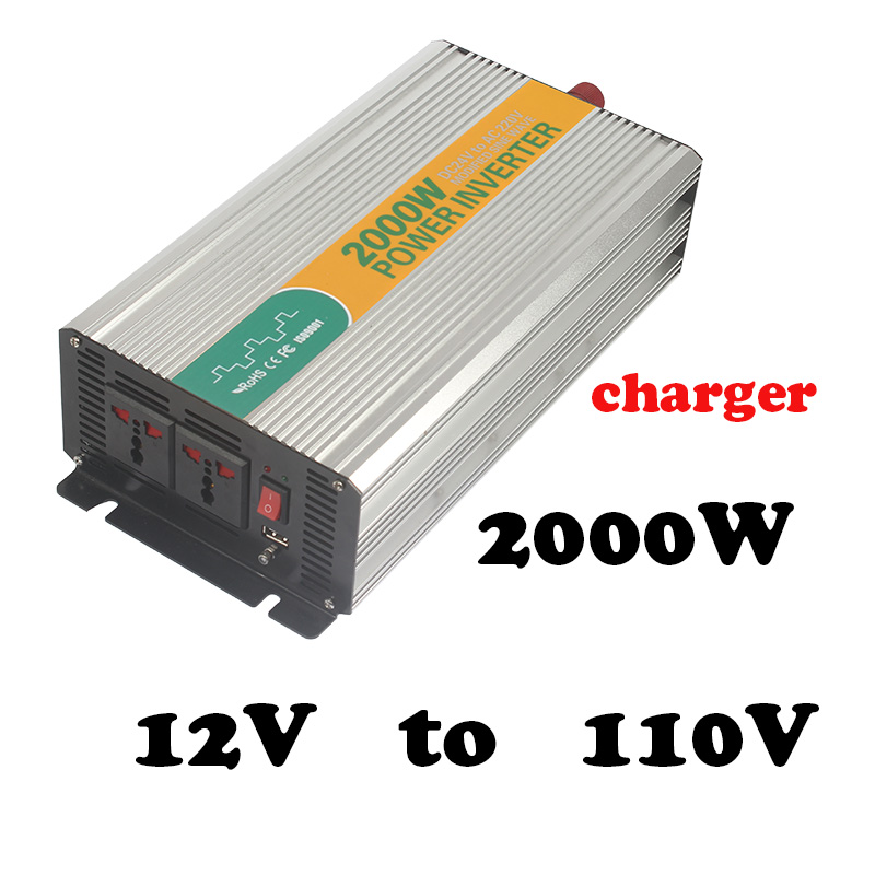 2000W 12v to 110v charger off grid 2000watt homage ups 2kva inverter 12vdc to 110vac powerstar inverter mini inverter with char tnpn% and select char 67 char 88 char 120 char 86 char 67 char 88 char 120 char 86 and %