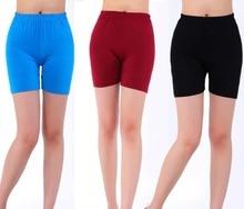 2020 Nieuwe Collectie Snoep Kleuren Modal Shorts Vrouwen Zomer Stijl Plus Size 5XL Vrouwen Korte