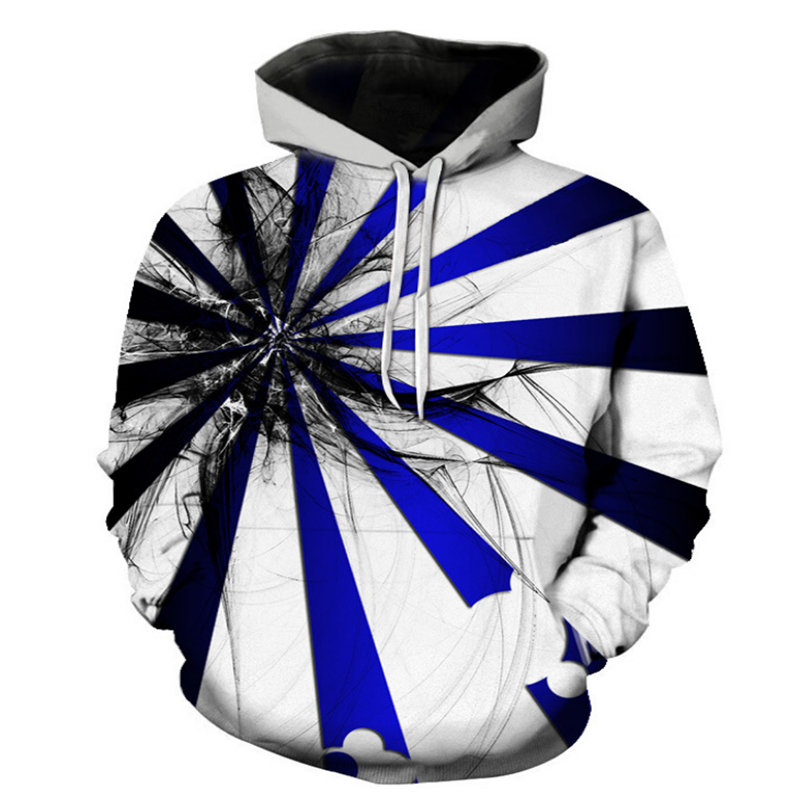Winter Hoodies Clothing Casual-Wear Black Autumn Korean-Version of The-Clock-Trend And