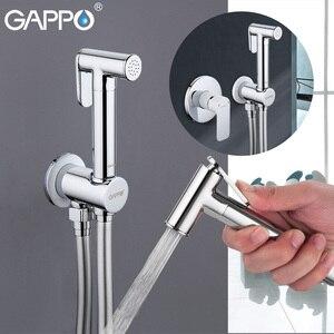 Image 2 - GAPPO chậu vệ sinh vòi hoa sen cầm tay phòng tắm chậu vệ sinh máy giặt tap phòng tắm nhà vệ sinh tắm chậu vệ sinh lượng mưa hồi giáo vòi hoa sen mixer tap